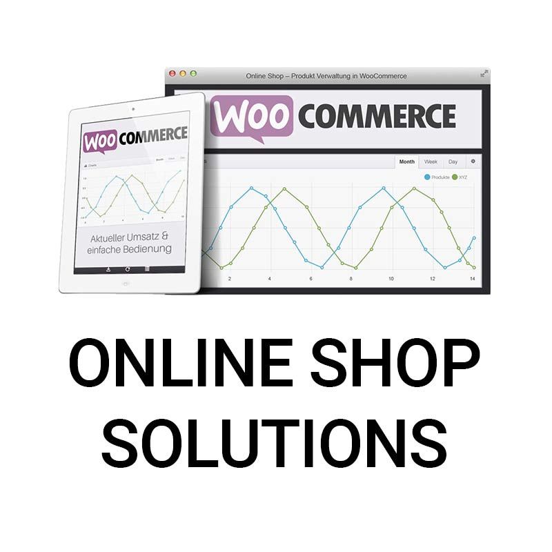 Online Shop solutions