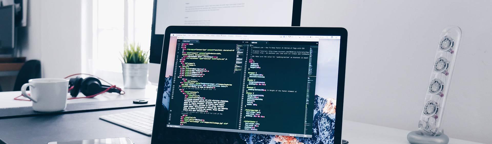 Nadine Schmelter web developer Webdesign