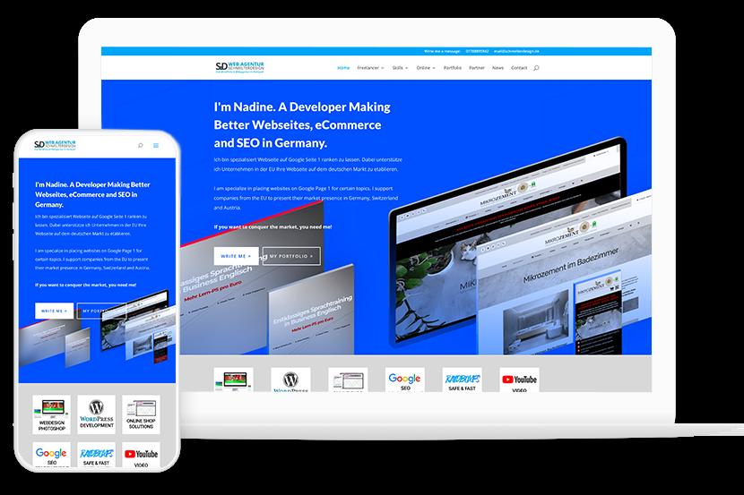 Deveolping WordPress eCommerce germany